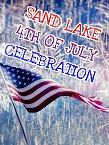 Sand Lake 4th of July Celebration