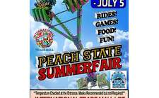 Peach State Summer Fair